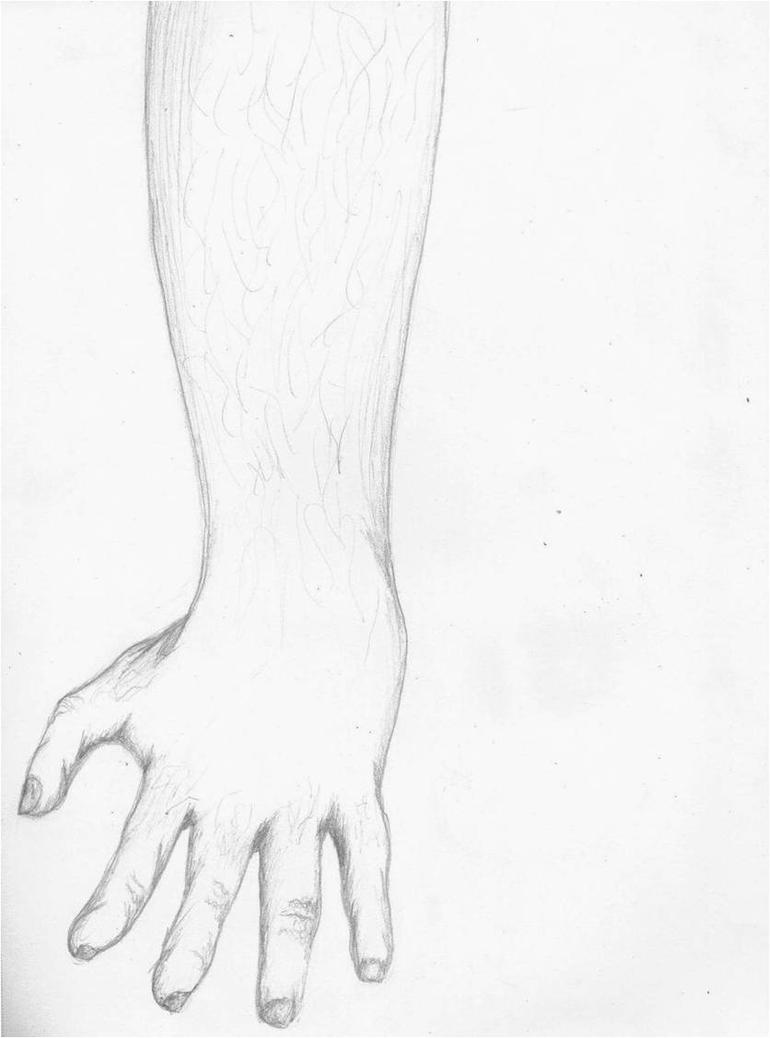 Arm Sketch by heartacid on DeviantArt