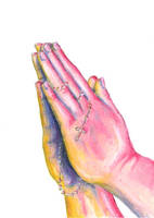 Rosary by heartacid
