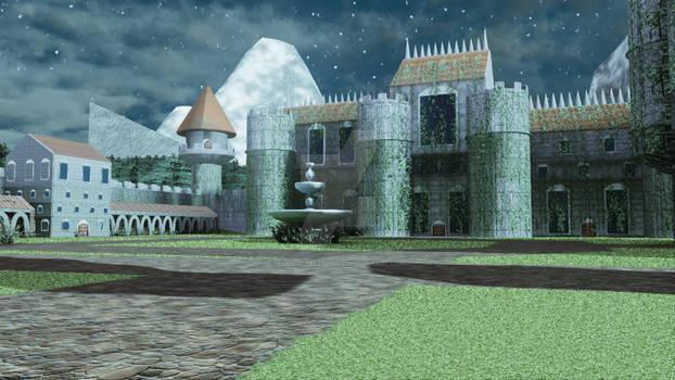 Castle: Main Hall