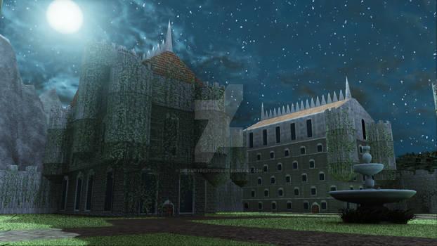 Castle: Grand Hall and Barracks