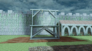 Castle: The Gallows
