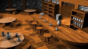 Tavern Diorama 009
