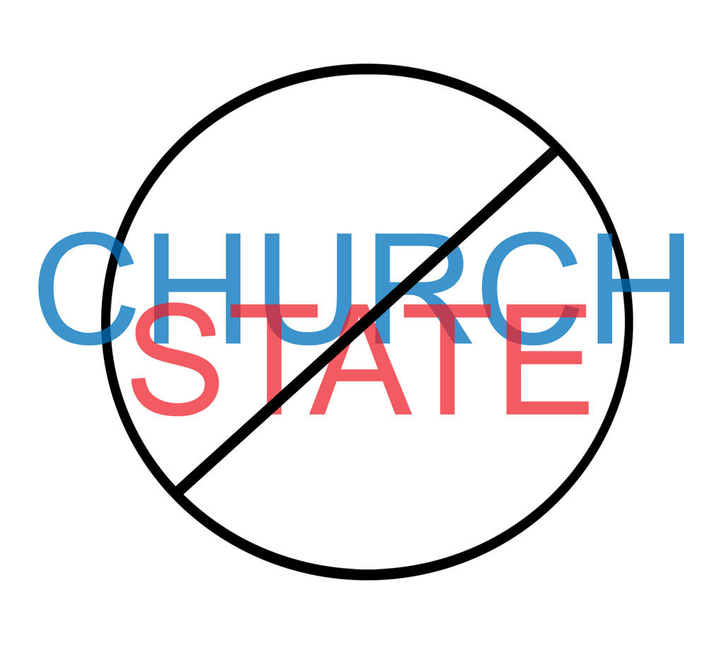 should church and state be separate Britain's church and state should divorce: it would set them both free  for the good of believers and heathen alike, it's time for church and state to divorce.