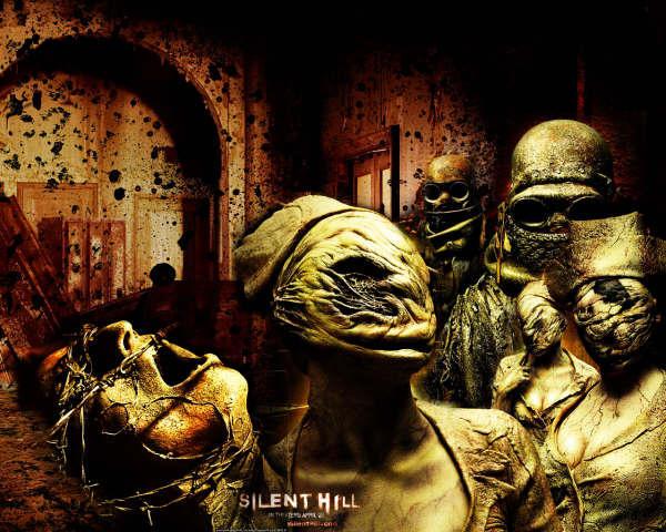 Silent Hill FanDeskArt by Tadoke