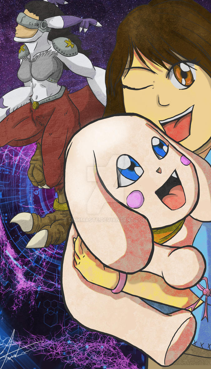 Loss (Digimon: Unity) by Linkmaste