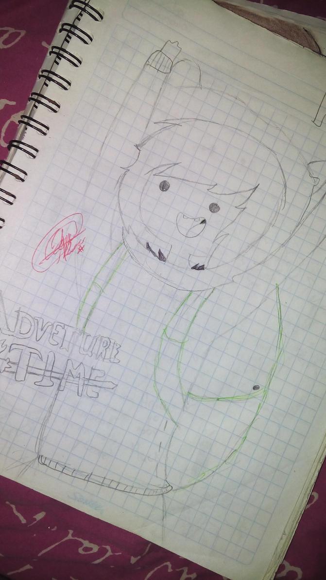 Finn el humano:3 by AngiSaotome