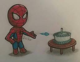 Birthday Spiderman
