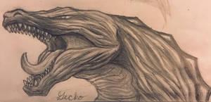 Black Dragon by QuinoaGecko25