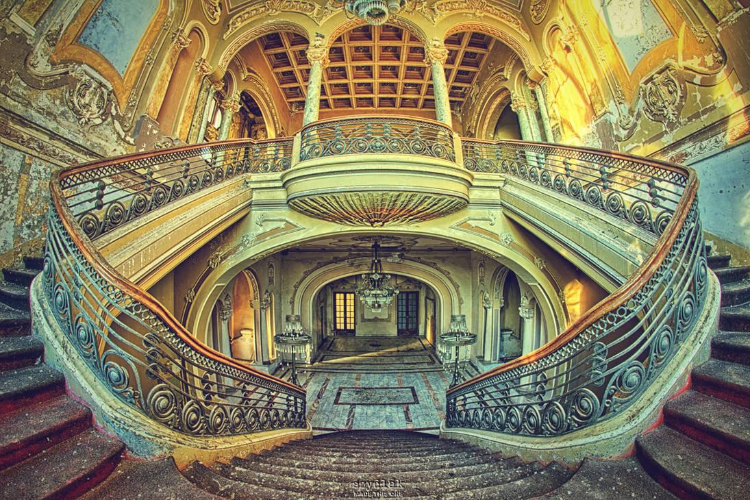 The Golden Age of Art Noveau. by szydlak