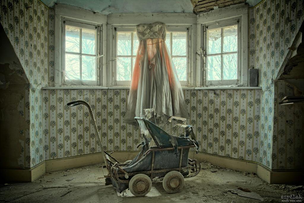 Ghost Reveries by szydlak