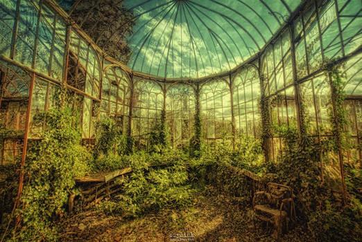 Secret Window, Secret Garden