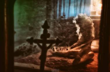 Christ Illusion by szydlak
