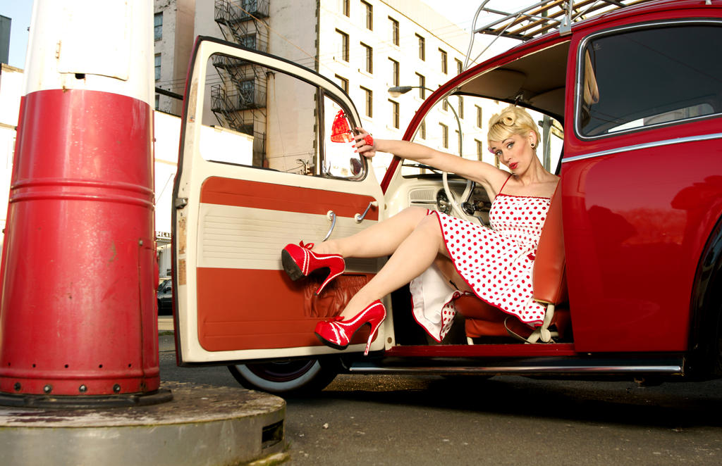 Pin Up 2 By Vidiphoto On Deviantart