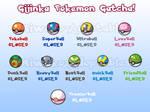 Gijinka Pokemon Gatcha 5! [CLOSED]