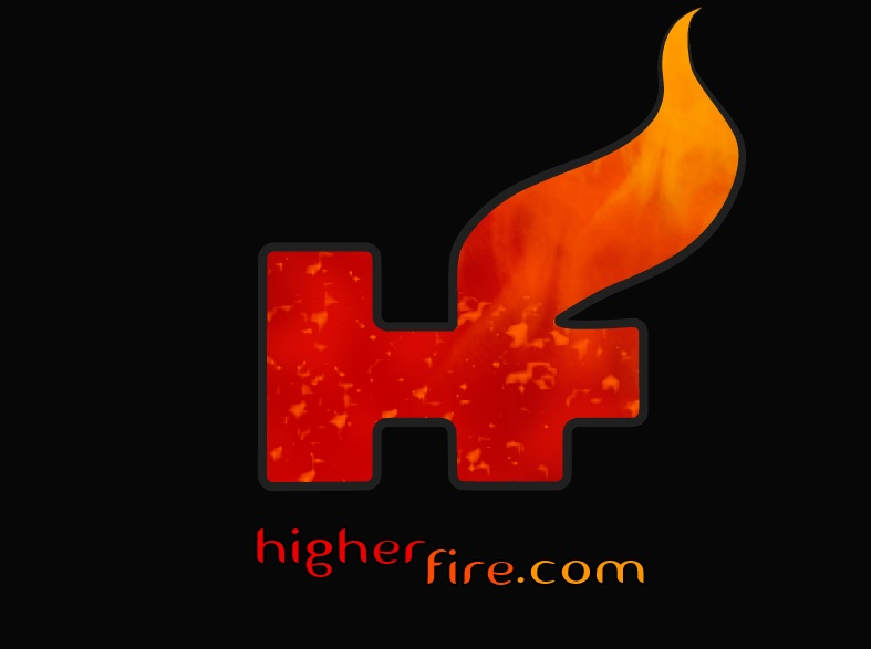 higherfire logo by thedrummerboii