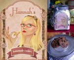 Hannah's homemade cookies