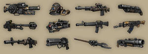 More Olympus 2207 weapons and armor
