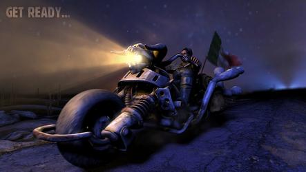 Night ride by Red888guns