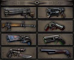 O2 weapons