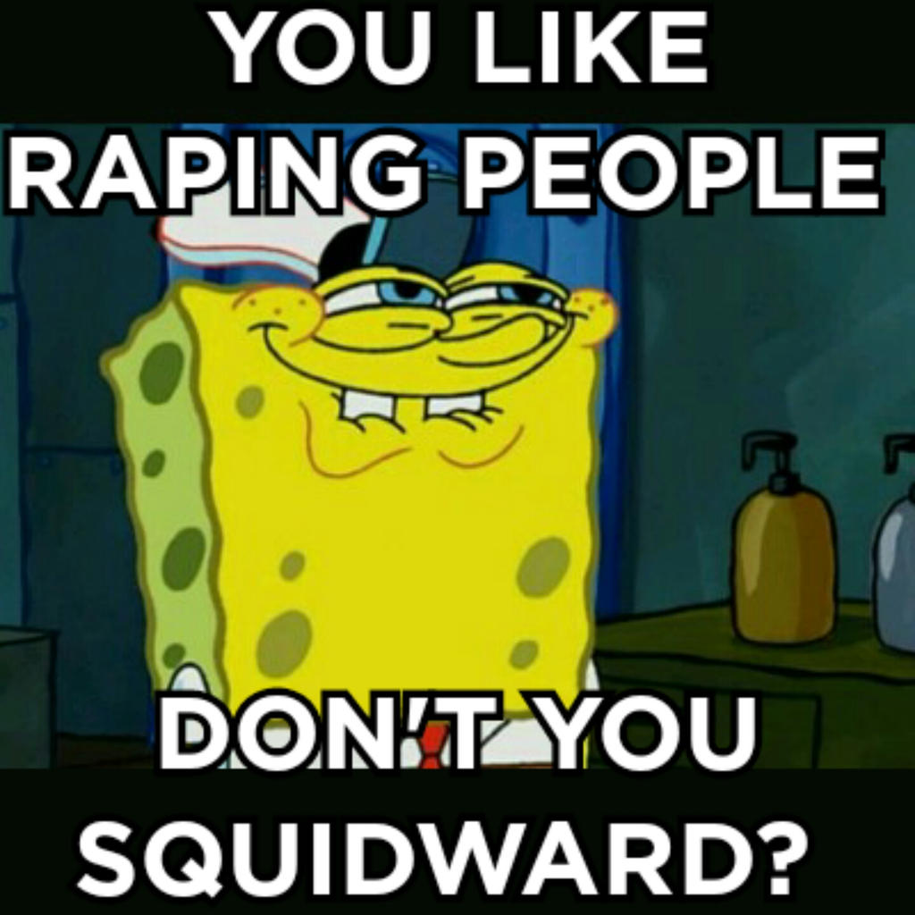 Like A Boss Spongebob