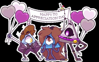 [G]- TG Appreciation Day!~ by VintageCorgi