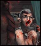 Bloodlust by BadAssPANTieStalker
