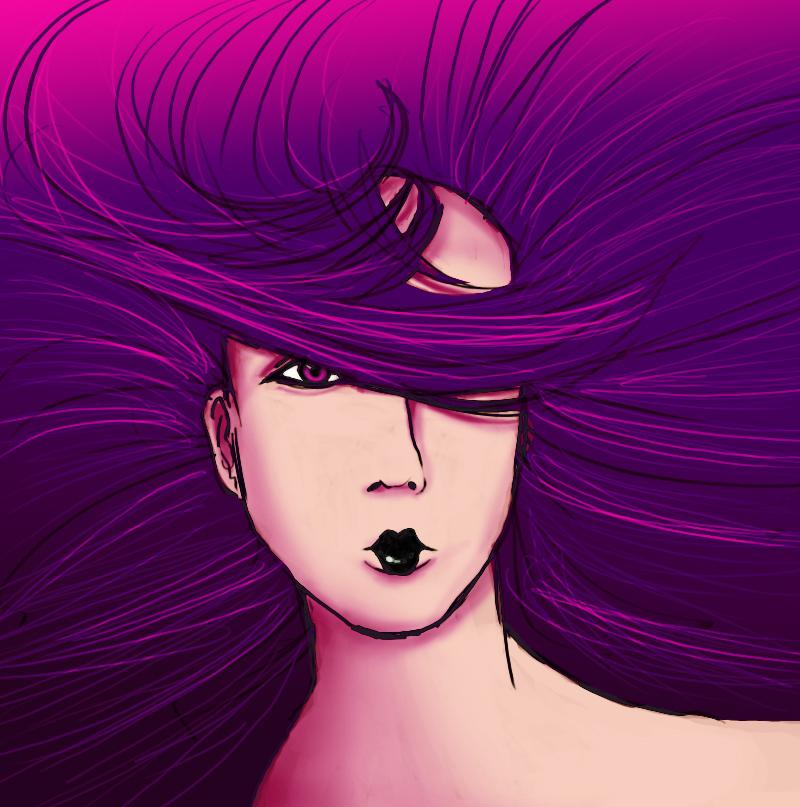 Purple by davidgazo