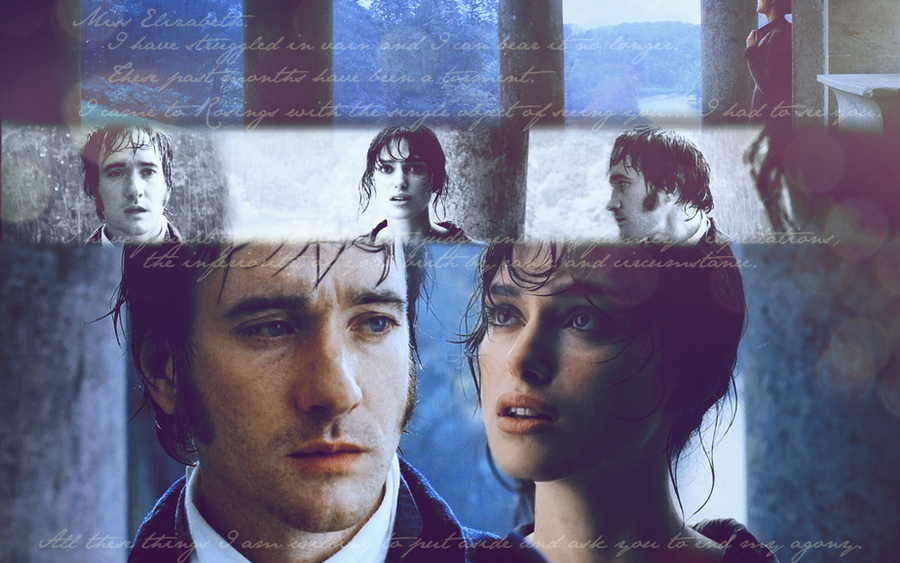 Wallpaper: Pride and Prejudice by JESSICAATK on DeviantArt