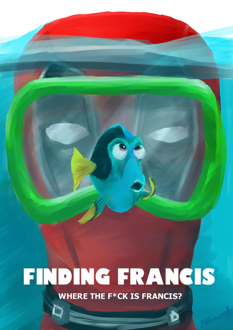 Finding Francis by Groovabomb