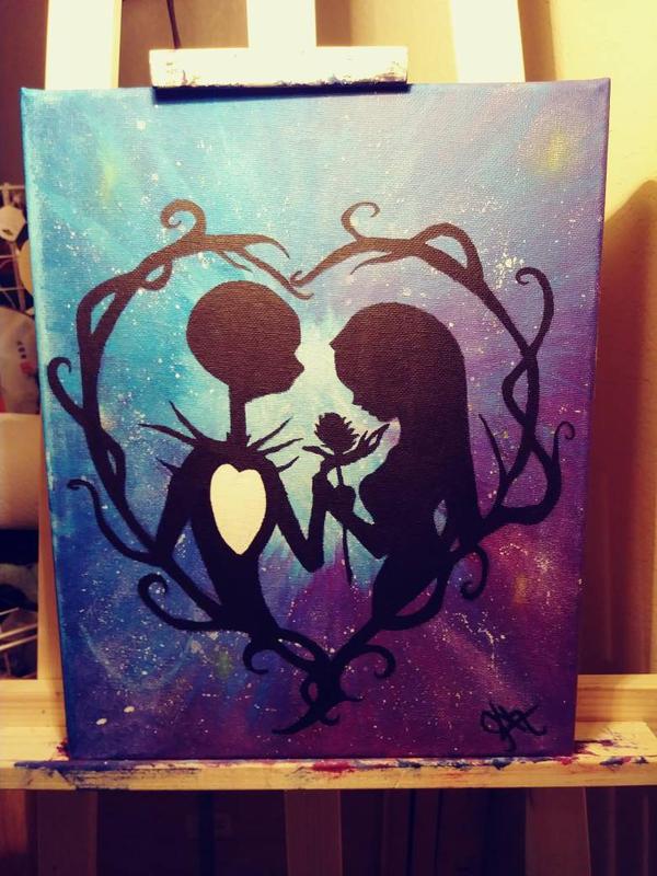 Jack  Sally by Earth-Vixen