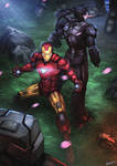 Iron Man 2 Fan Art