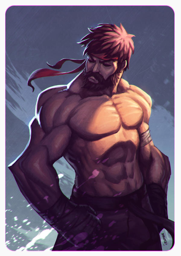 The Ryu we deserve by Gubrutsky2011