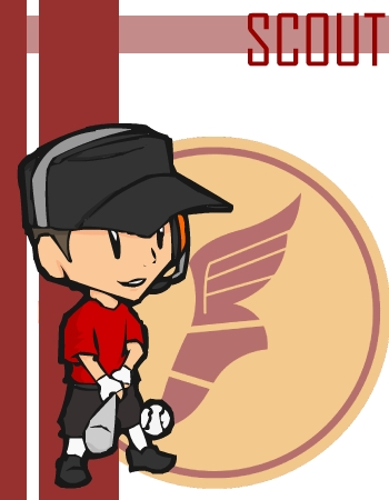 TF2 Chibi Red Scout by Fir3Ph03n1X