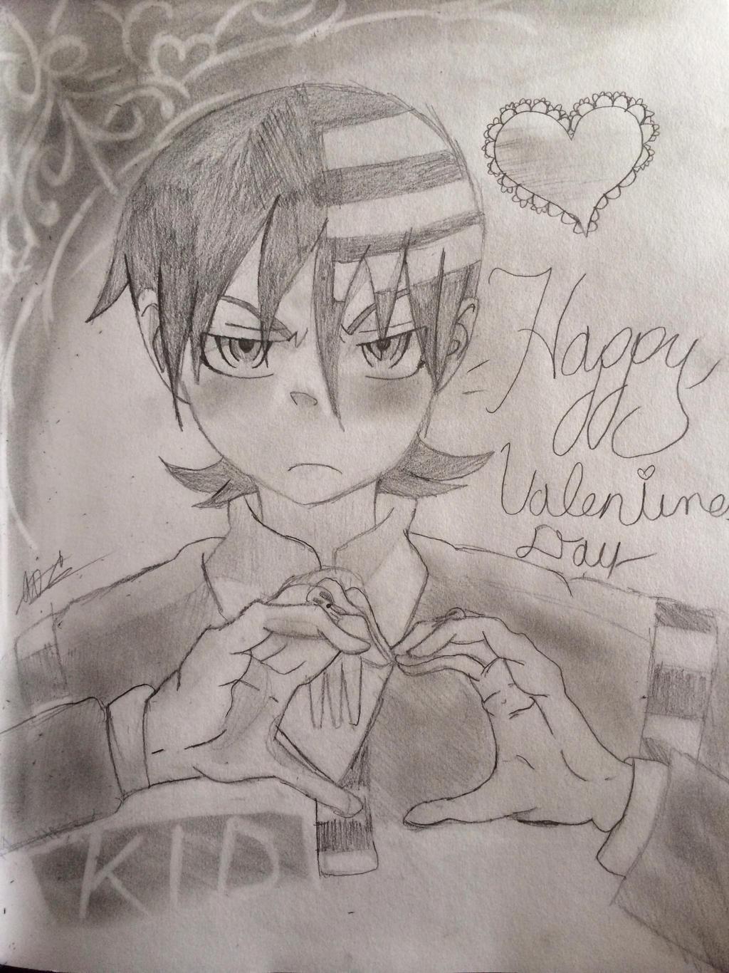Happy Valentine's Day by MORlSHlGE