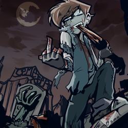 zombie spencer by ohthree