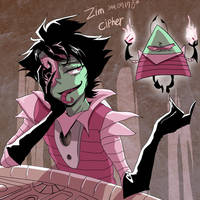 zim cipher by ohthree