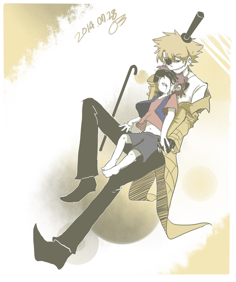 Bill And Dipper By Ohthree On Deviantart