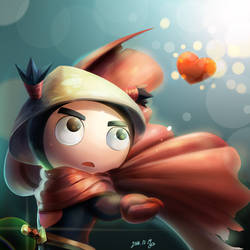 pucca funny love- garu by ohthree