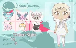 JJ - Chalen Sigini by wrolin