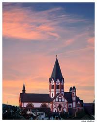 Church of Sinzig by MrMeik