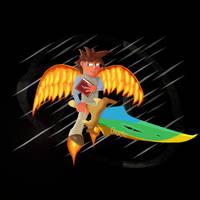 Terraria Default Character - October 2020