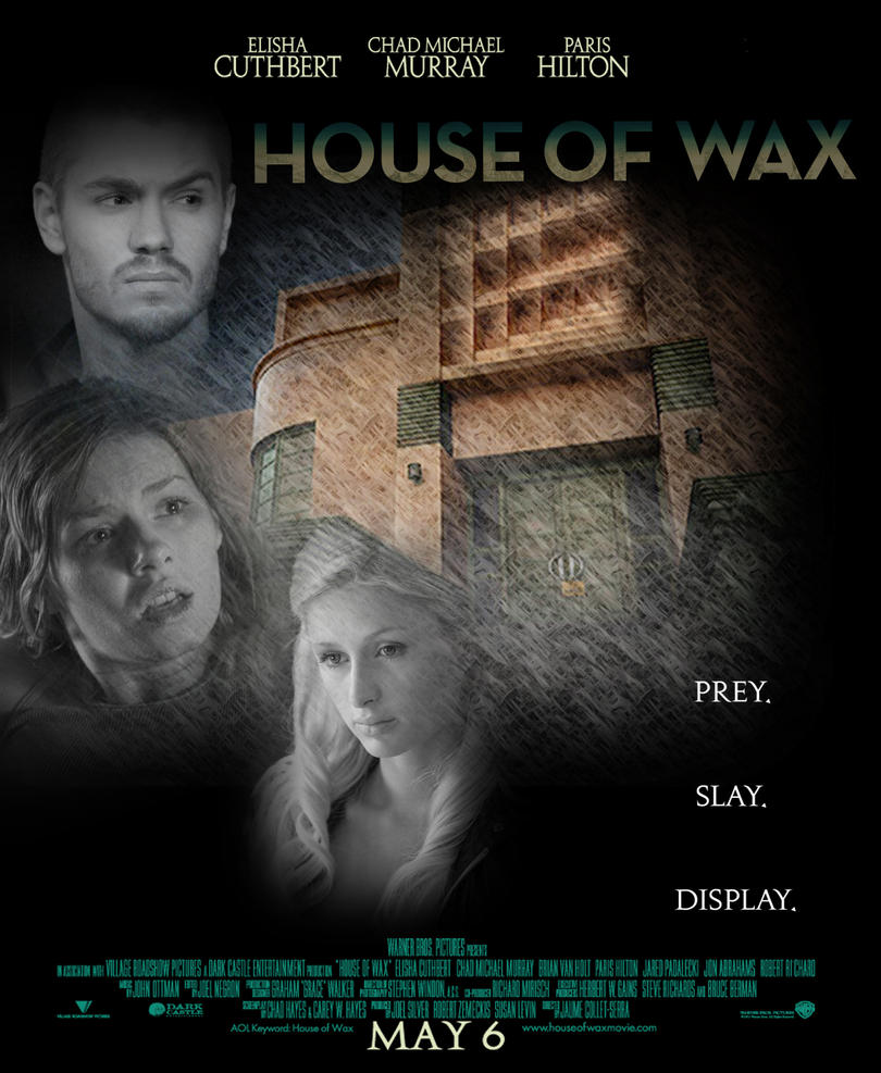 House of Wax Poster Practice by jahskillz on DeviantArt