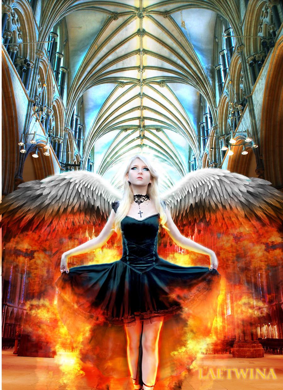 Devilishly Divine by laeti-k