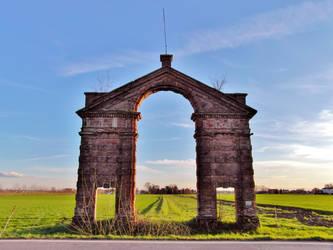 Una puerta al campo by MisterCoqui