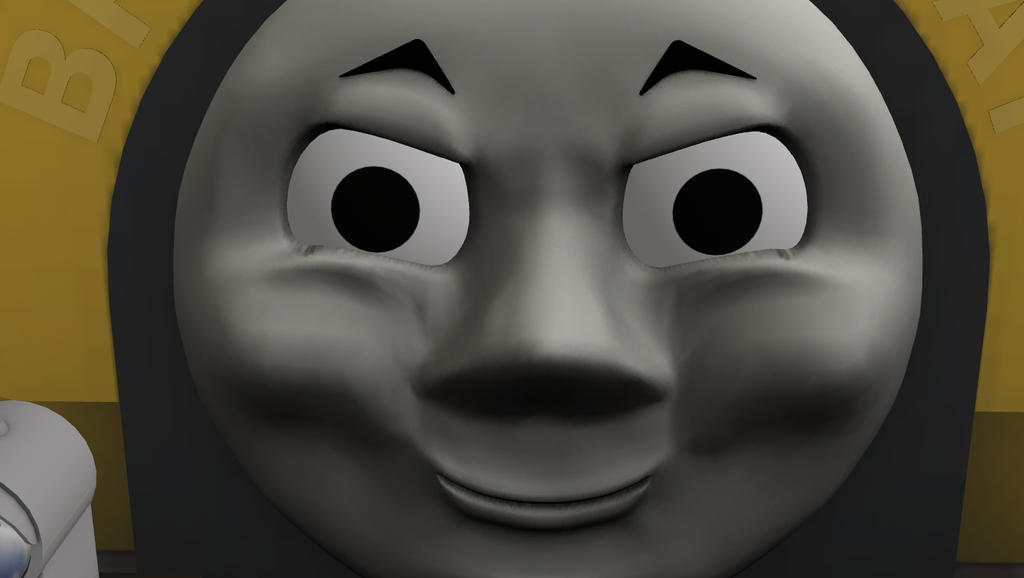 The Face of Nightmares by FlyingScotsman1257