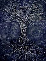 Yggdrasil by Hrefngast