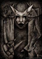 Sekhmet by Hrefngast