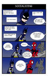 BATMAN - SOCIALIZING