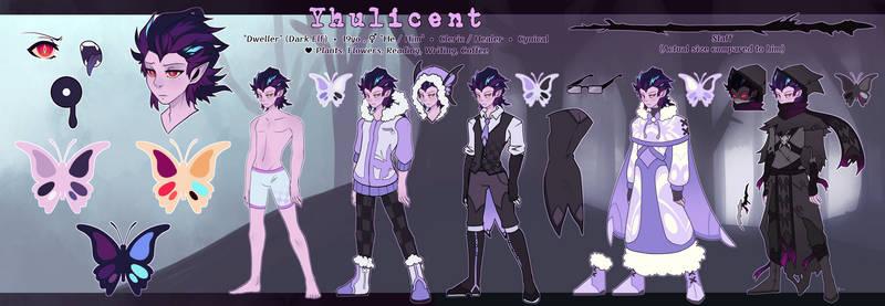 [OC Ref] Yhulicent