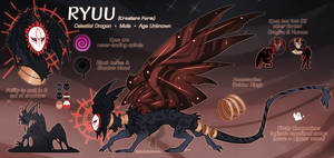 [C] Ryuu Creature Form Reference
